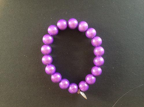 "Bracelet Miracle ""Violet"""