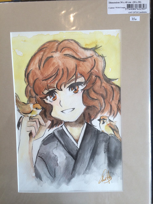 Aquarelle 045 Manga