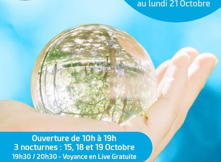 Foire de Montpellier Espace Bien-Être du vendredi 11 au lundi 14 octobre