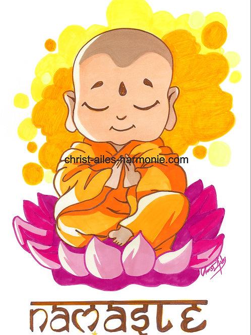 005 BB Namasté Méditation