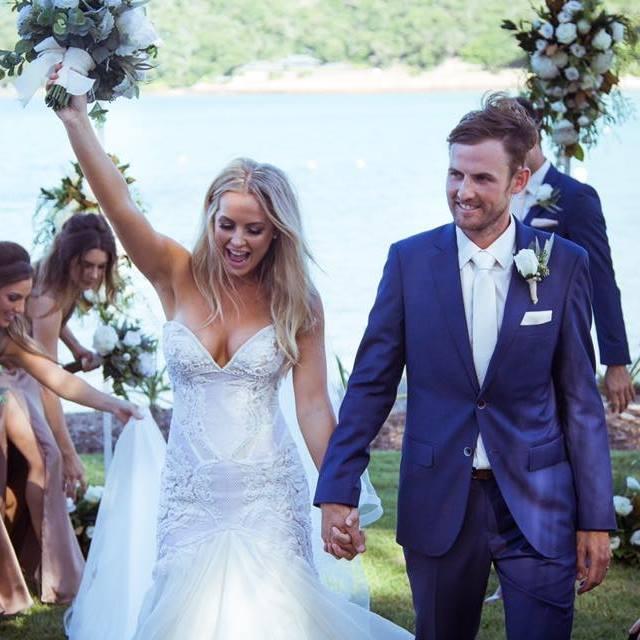 Simone & Michael Ceremony