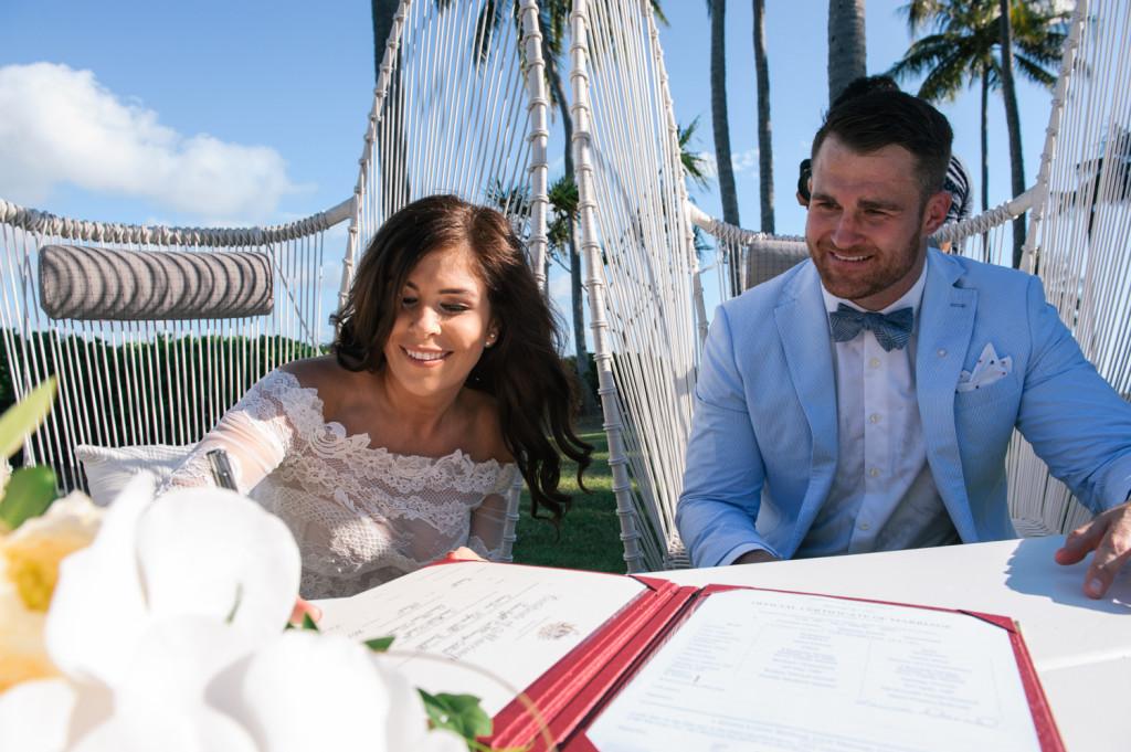 Lauren & James, Destination Wedding