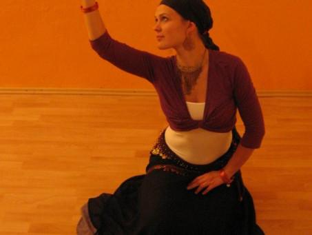 💞 V Društvu Pot srca tudi plešemo - TREBUŠNI PLES 💞