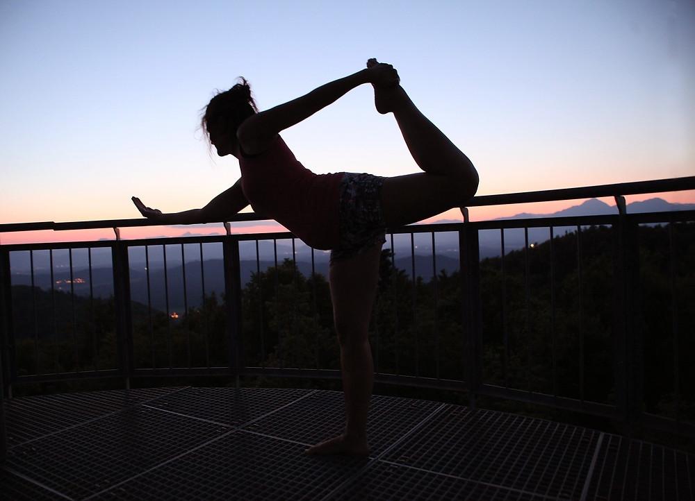 Hatha joga za začetnike in izkušene