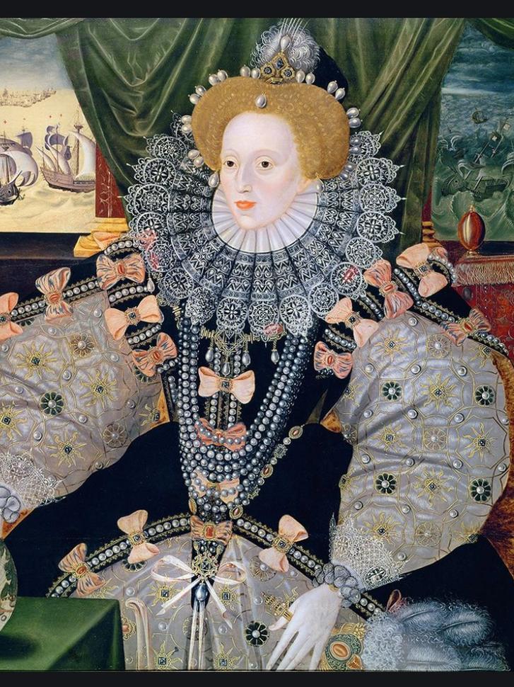 The original Armada portrait