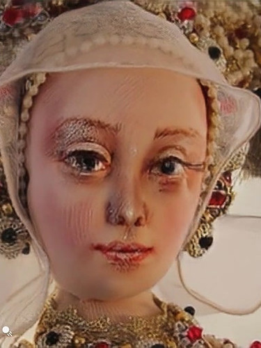 Anne of Cleves animation
