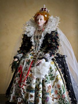 Elizabeth I Hardwick portrait