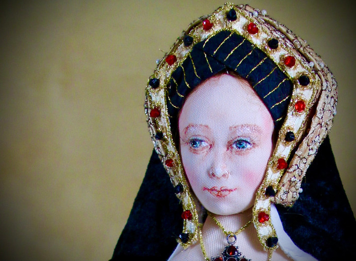 Catherine of Aragon offset