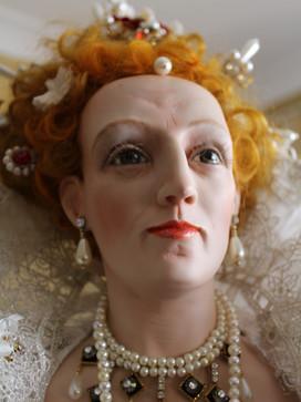Elizabeth I from Hardwick portrait