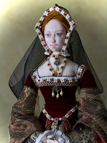 Jane Seymour 3/4
