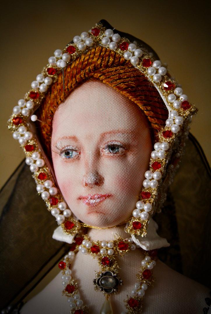 Jane Seymour portrait