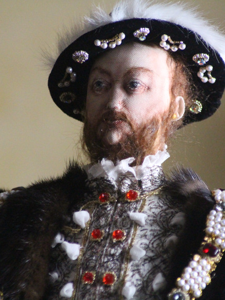 Henry VIII wide view