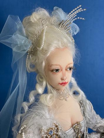 Marie Antoinette - side