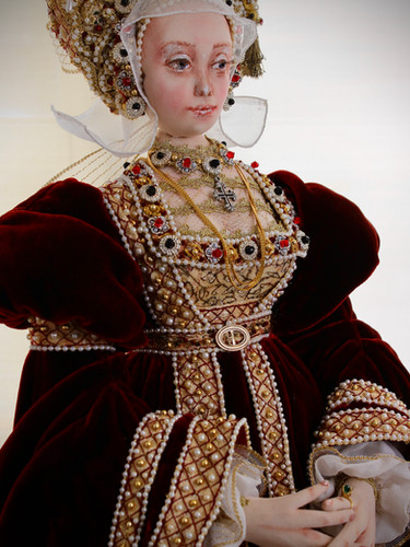 Anne of Cleves 3/4