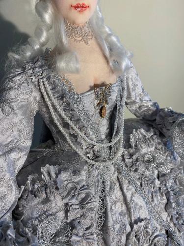 Marie Antoinette 3/4