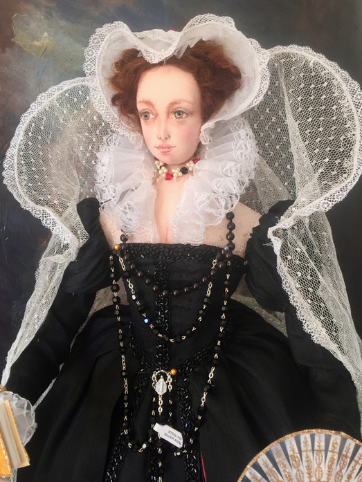 Mary Queen of Scots 3/4