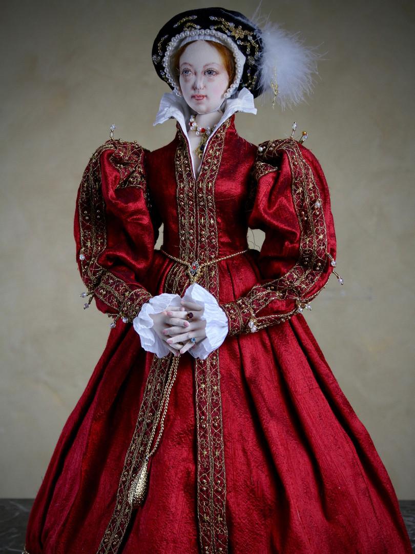 Catherine Parr full length