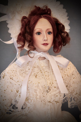 Lady Jane head & shoulders