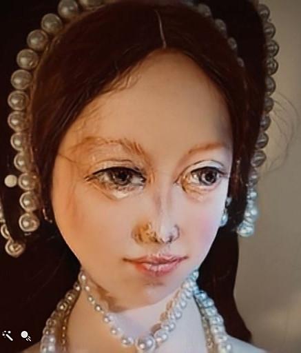 Ann Boleyn animation