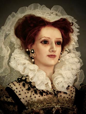 Mary Queen of Scots portrait