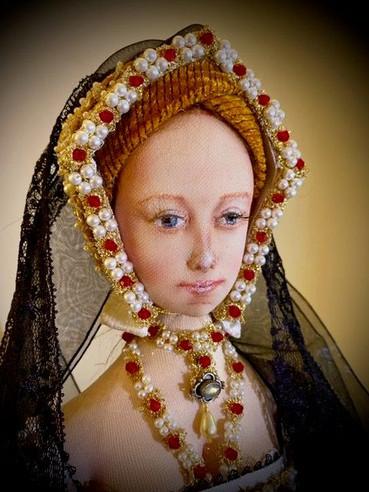 Jane Seymour  head & shoulders