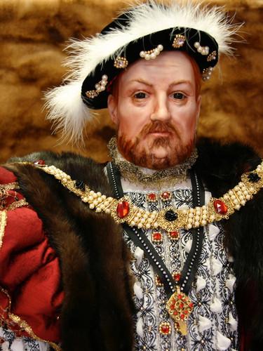 Henry VIII half length