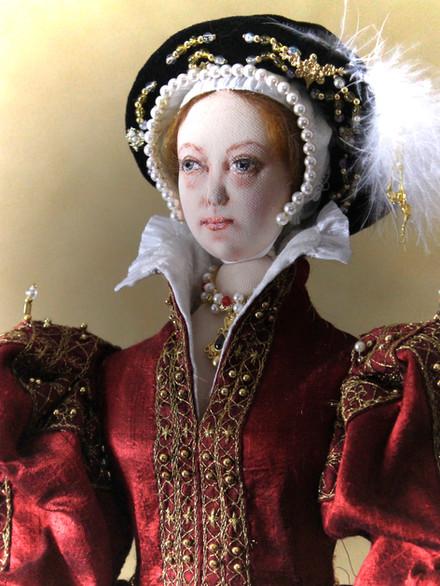 Catherine Parr head & shoulders