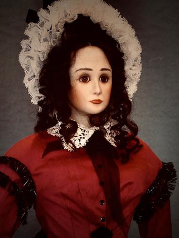 Lady Beatrice head & shoulders