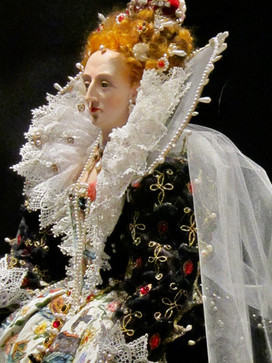 Elizabeth I - Hardwick dress