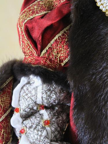 Henry VIII costuming