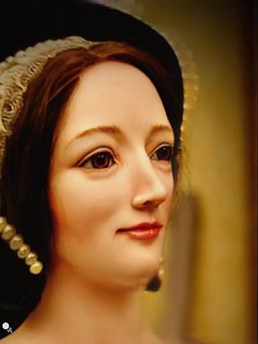 Anne Boleyn animation