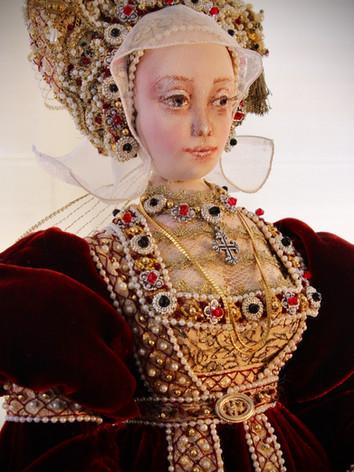 Anne of Cleves head & shoulders