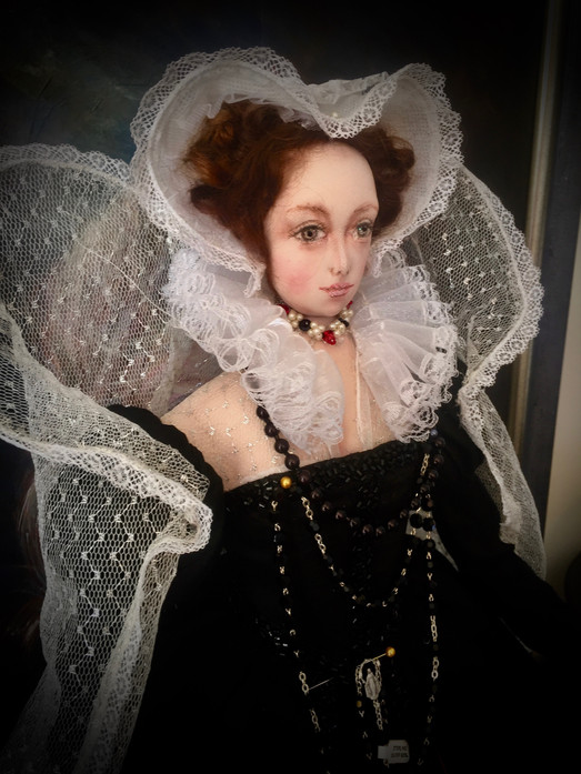 Mary Queen of Scots 1/2 length