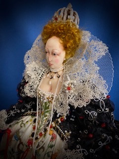 Elizabeth I (Hardwick 3/4)