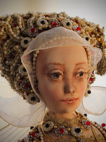 Anne of Cleves head-dress
