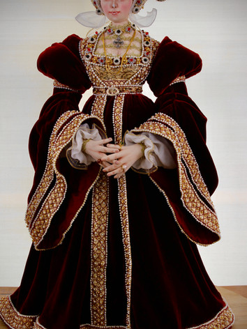 Anne of Cleves full portrait