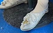 Elizabeth I (Hardwick) slippers