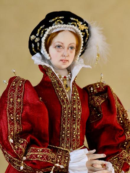 Catherine Parr half length