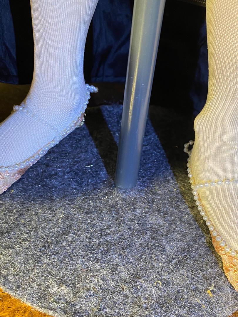 Anne Boleyn shoes