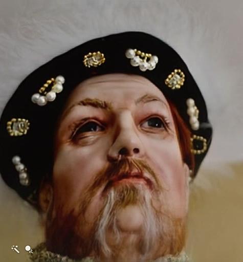 Henry VIII animation