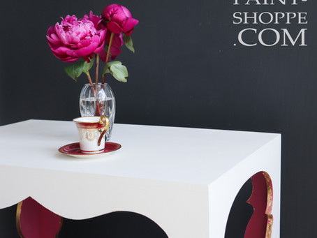 An End Table Fit for a Palace