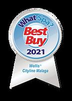 WhatSpa Best Buy Award 2021 Wellis Cityl