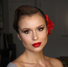 GLAM LOOK!