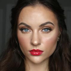 Hair & Makeup: Murie Listiani Model: Gabriele Vysniauskaite Photo: Murie Listiani