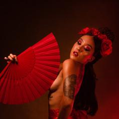 Model: Amy Smith Photo: Josee Esteve MUA: Murie Listiani