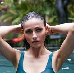 Model: Kristine Simons Photo: Masoet Photography HMUA: Murie Listiani