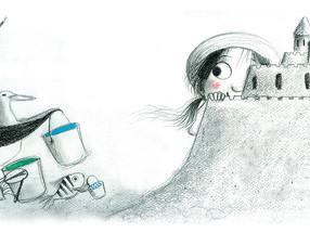 A menina e o mar (Marta Lagarta & Andréia Vieira)