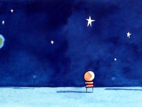 Como pegar uma estrela (Oliver Jeffers)