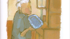 O prato azul-pombinho (Cora Coralina)