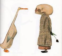 O pato, a morte e a tulipa (Wolf Erlbruch)